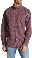 Joe Fresh Long Sleeve Poplin Regular Fit Shirt