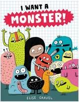 Harper Collins I Want a Monster!