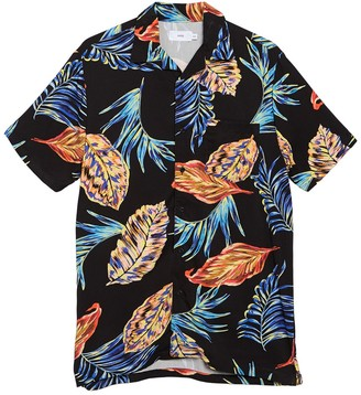 Onia Vacation Short Sleeve Hawaiian Shirt
