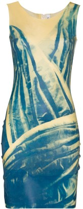 MAISIE WILEN After Hours graphic print dress