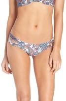 Luli Fama Women's Split Side Bikini Bottoms