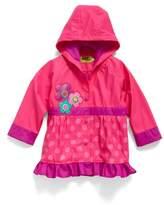 Western Chief Toddler Girl's Flower Cutie Raincoat