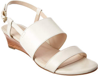 Cole Haan Anabel Grand Leather Wedge Sandal