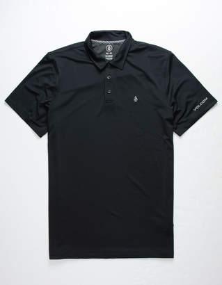 Volcom Wowzer Hazard Mens Polo Shirt