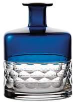 Waterford Jo Sampson Half & Half Azure Lead Crystal Vase