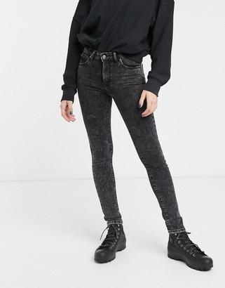 Dr. Denim Regina jeans in black