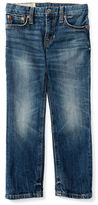 Ralph Lauren Boys 2-7 Washed Five-Pocket Jeans