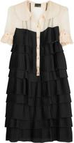 Multi-tiered flapper dress