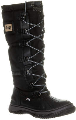 Pajar Sport Gia Waterproof Lace Up Leather Snow Boot