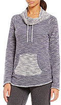 Calvin Klein Funnel Neck French Terry Sweatshirt