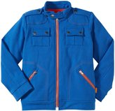 Masala Moto Jacket (Toddler/Kid) - Navy-4 Years