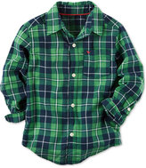 Carter's Plaid Shirt, Little Boys (2-7)