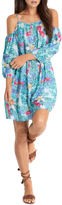 Seafolly Tropical Cold Shoulder Dress