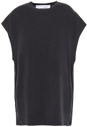 IRO Brushed Merino Wool-blend Top