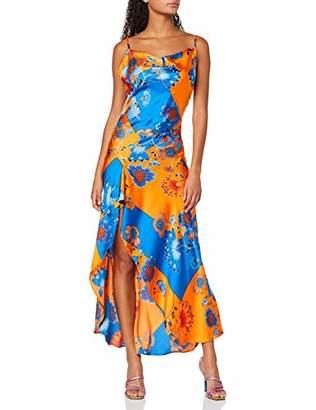 Liquorish Women's Floral Cami Dress,(Size:)