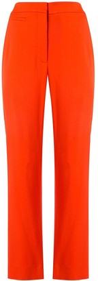 Sies Marjan High-Waisted Straight Leg Trousers