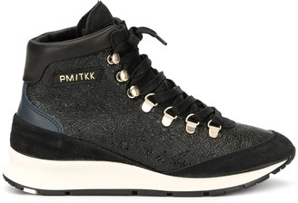 Philippe Model Paris Ankle Hiking Sneakers