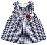 Mayoral Gingham Smock Dress, Size 6-36 Months