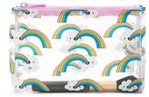 Forever 21 Rainbow Print Makeup Bag