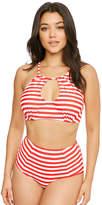 Pour Moi? Pour Moi Boardwalk Round Neck Underwired Bikini Top