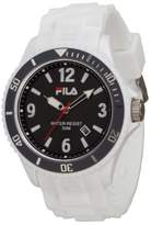 Fila Men's Quartz Watch FA-1023-51 with Plastic Strap