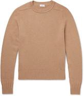 Saint Laurent - Slim-fit Camel Hair Sweater