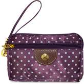 Private Label Polka Dots Wristlet Wallet Collection