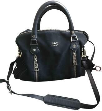 Zadig & Voltaire Blue Suede Handbags