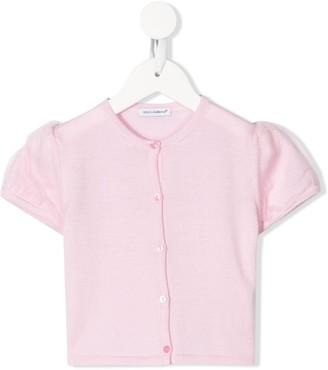 Dolce & Gabbana Knitted Plain Shirt