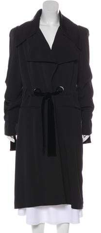Tom Ford Silk Trench Coat w/ Tags