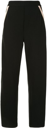 Edward Achour Paris Side-Stripe Trousers