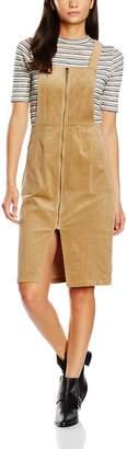 MinkPink Women's Moonshine Aline Pinnie A-Line Plain Skirt