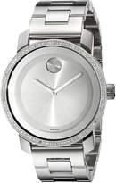 Movado Women's 3600149 BOLD Analog Display Swiss Quartz Watch