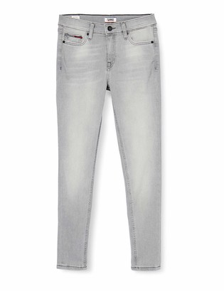 Tommy Jeans Women's Nora Mr Skinny Ankle Artg Straight Jeans