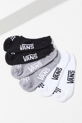 Vans Canoodle No-Show Liner Sock 3-Pack