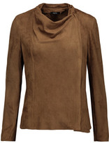 Raoul Skater Faux Suede Jacket