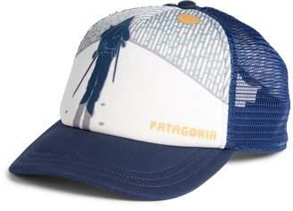 Patagonia Melt Down Interstate Mesh Back Hat