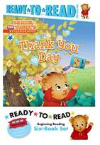Simon & Schuster Daniel Tiger Ready-to-read Value Pack.