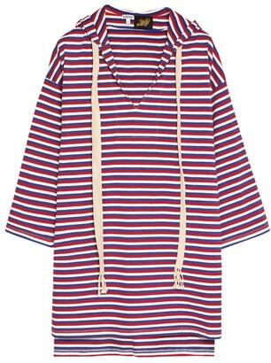 Loewe x Paula's Ibiza Striped Tunic