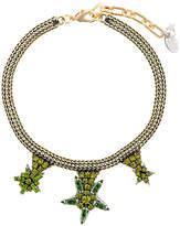 Rada' Radà gemstone star embellished necklace