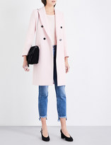 Claudie Pierlot Gooday cotton-blend coat