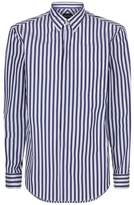 Armani Chalk Stripe Shirt