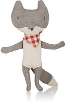 Maileg MAILEG WOLF WITH SCARF PLUSH TOY