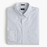 J.Crew Ludlow shirt in tattersall oxford