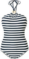 MICHAEL Michael Kors striped swimsuit