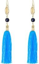 Lilly Pulitzer Seaside Tassel Earrings Earring