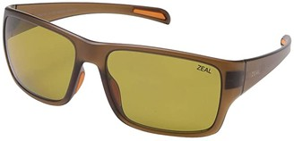 Zeal Optics Manitou (Maple/Automatic Lens) Fashion Sunglasses