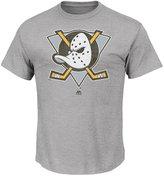 Majestic Men's Anaheim Ducks Vintage Hockey Legend T-shirt