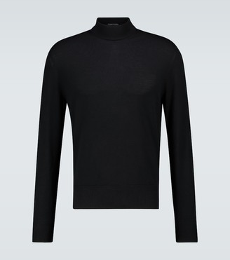 Tom Ford Knitted turtleneck sweater