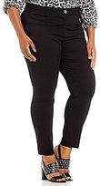 MICHAEL Michael Kors Ponte Knit Miranda Slim-Leg Ankle Pants